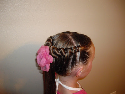 princess hairstyle