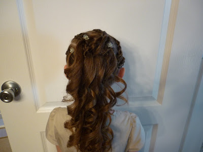 new years eve hairstyle