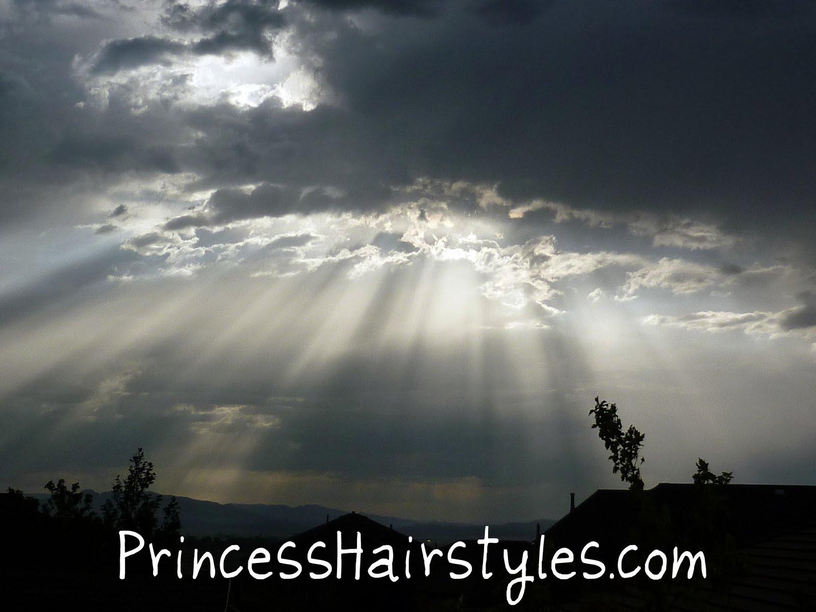 Princess Style Headband - With Rays Of Sunshine