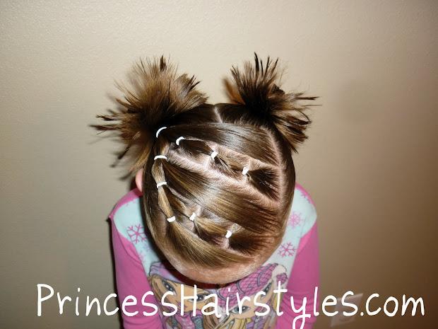hairstyles girls chutes