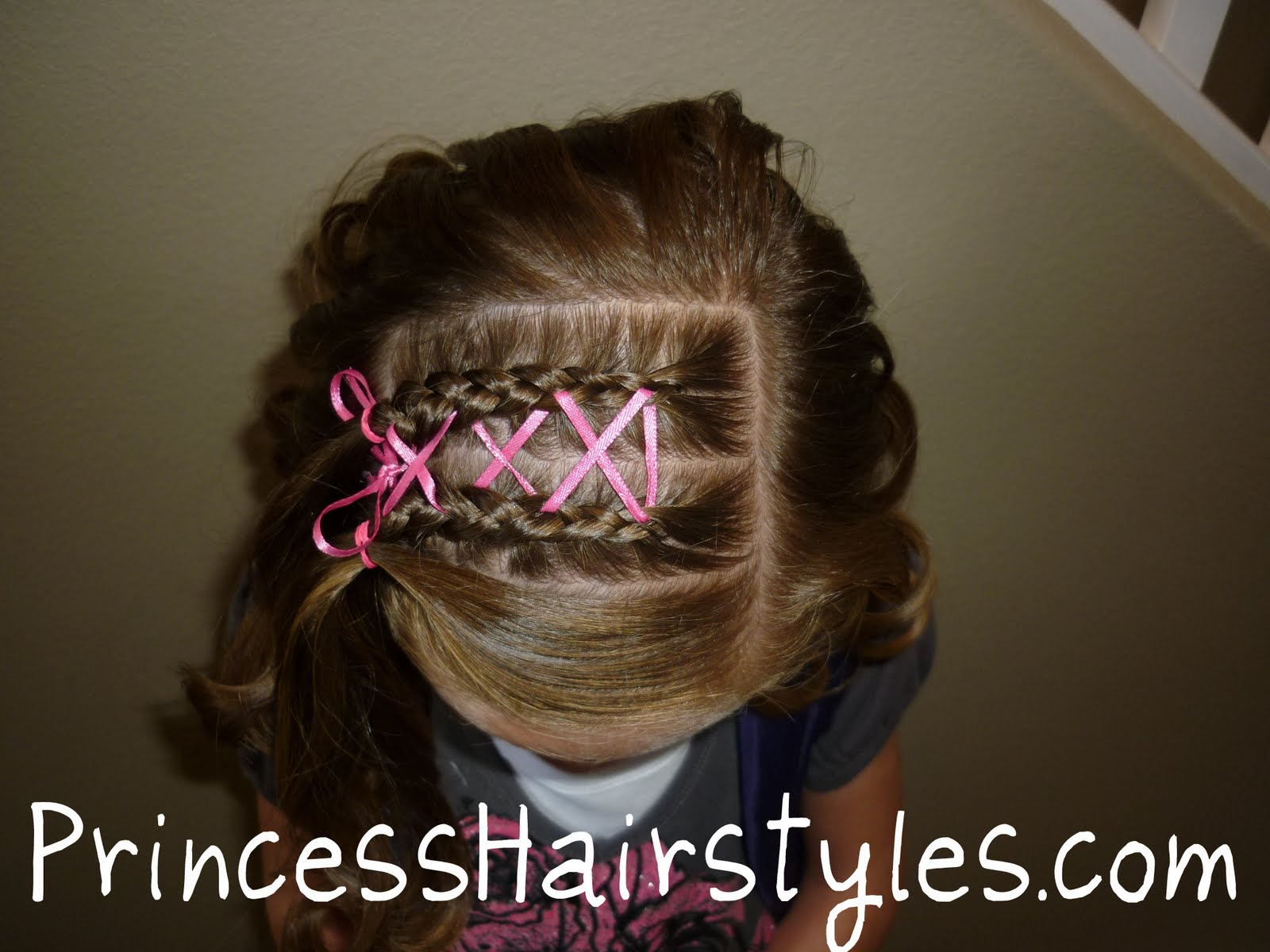 Fine Picture Day Hairstyle Hairstyles For Girls Princess Hairstyles Hairstyles For Women Draintrainus