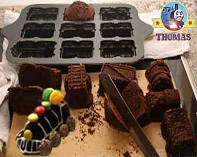 Train Thomas Tank Cake Pan Baking Tins For Boys Birthday
