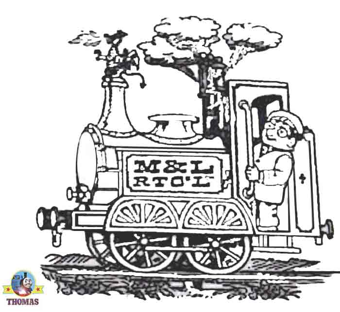 Ivor the Engine Jones the Steam and Welsh dragon Cartoon