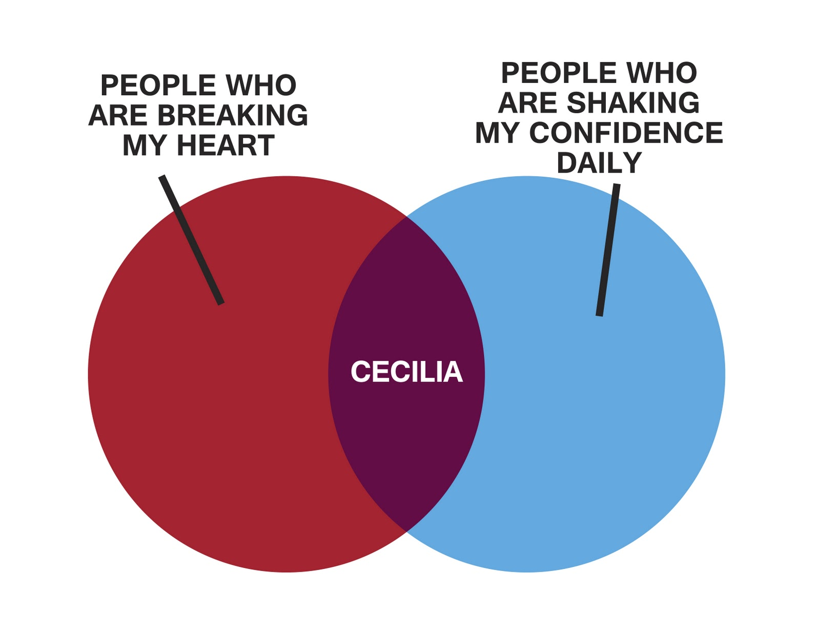 Still my favorite Venn diagram : funny