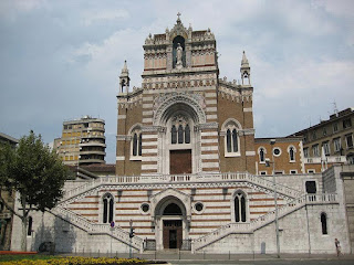 Our Lady of Lourdes Church in Rijeka (photo by Roberta F.