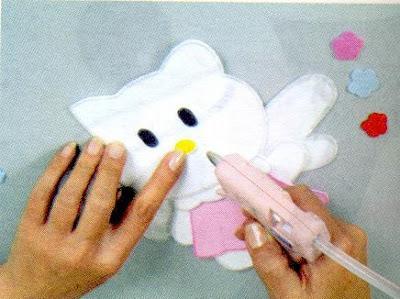 Portavinchas de Hello Kitty