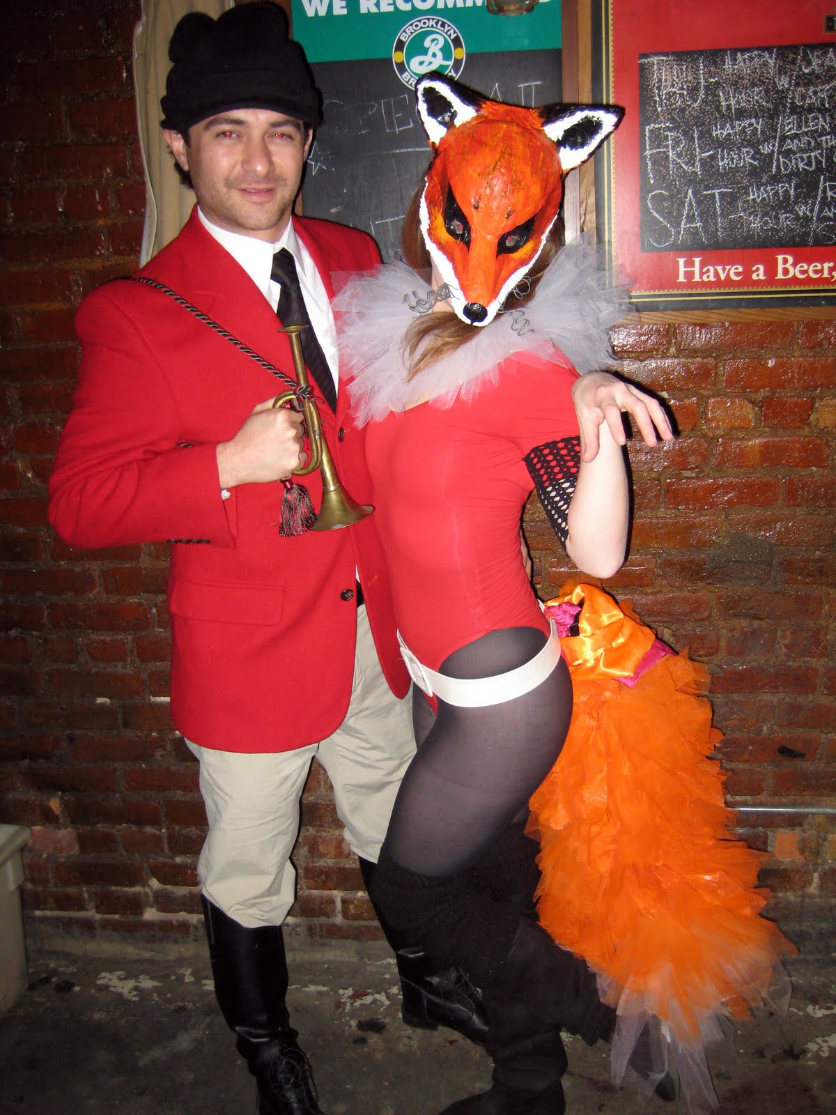 fox and hound halloween costumes the