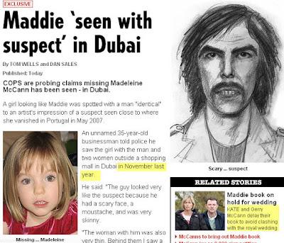 madeleine mccann latest news