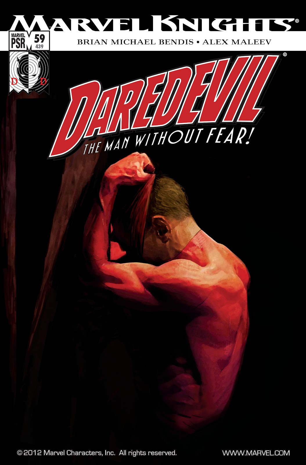 Read online Daredevil (1998) comic -  Issue # _Ultimate_Collection TPB 2 (Part 3) - 95