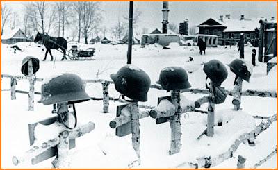 NAZI JERMAN: Foto Berwarna Operasi Barbarossa