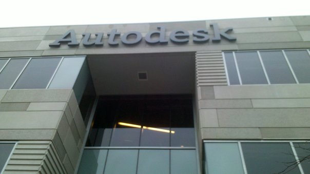 Revit Blogger Day - Live at the Autodesk AEC HQ