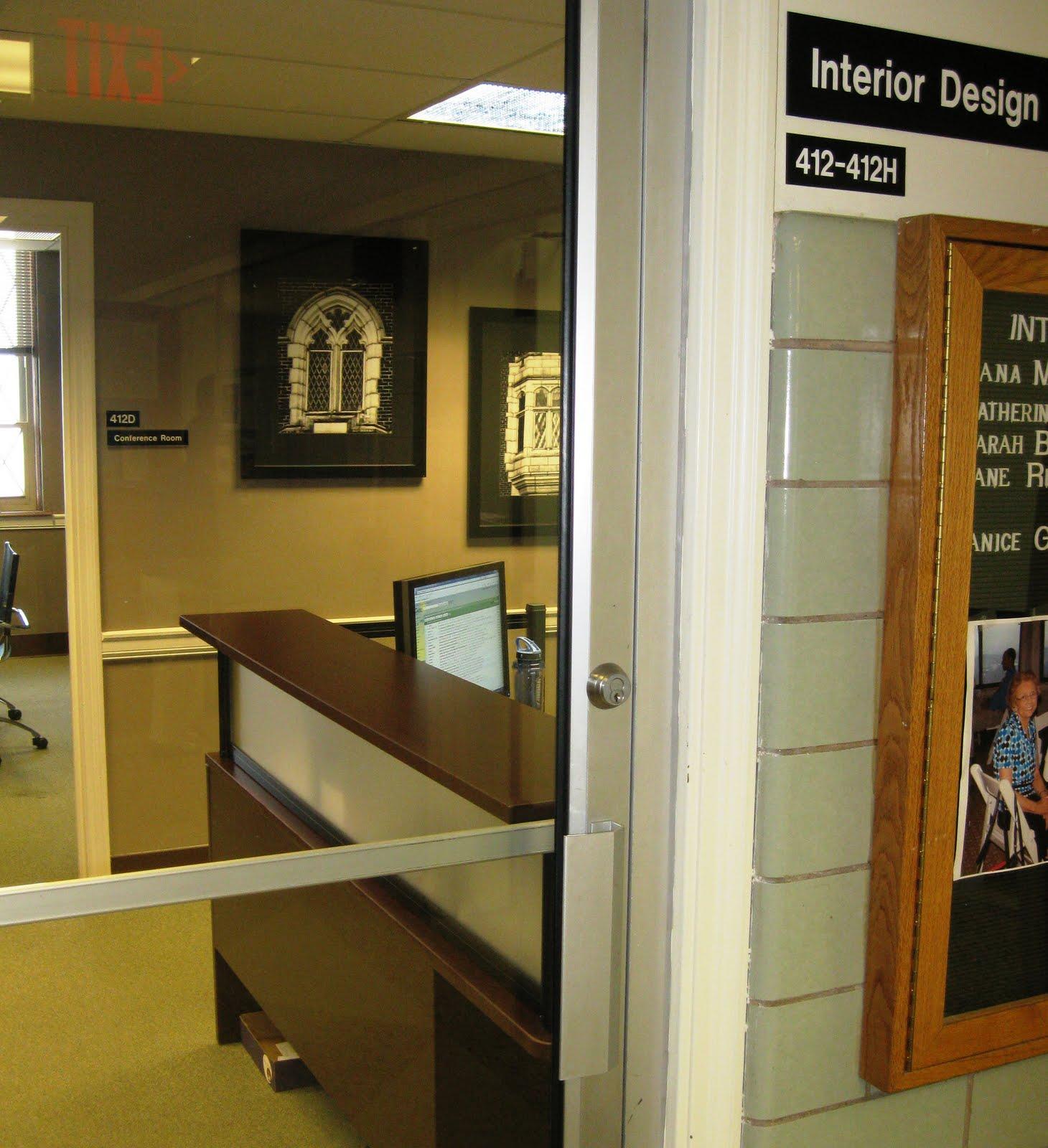 interior design department of utc interior design ut