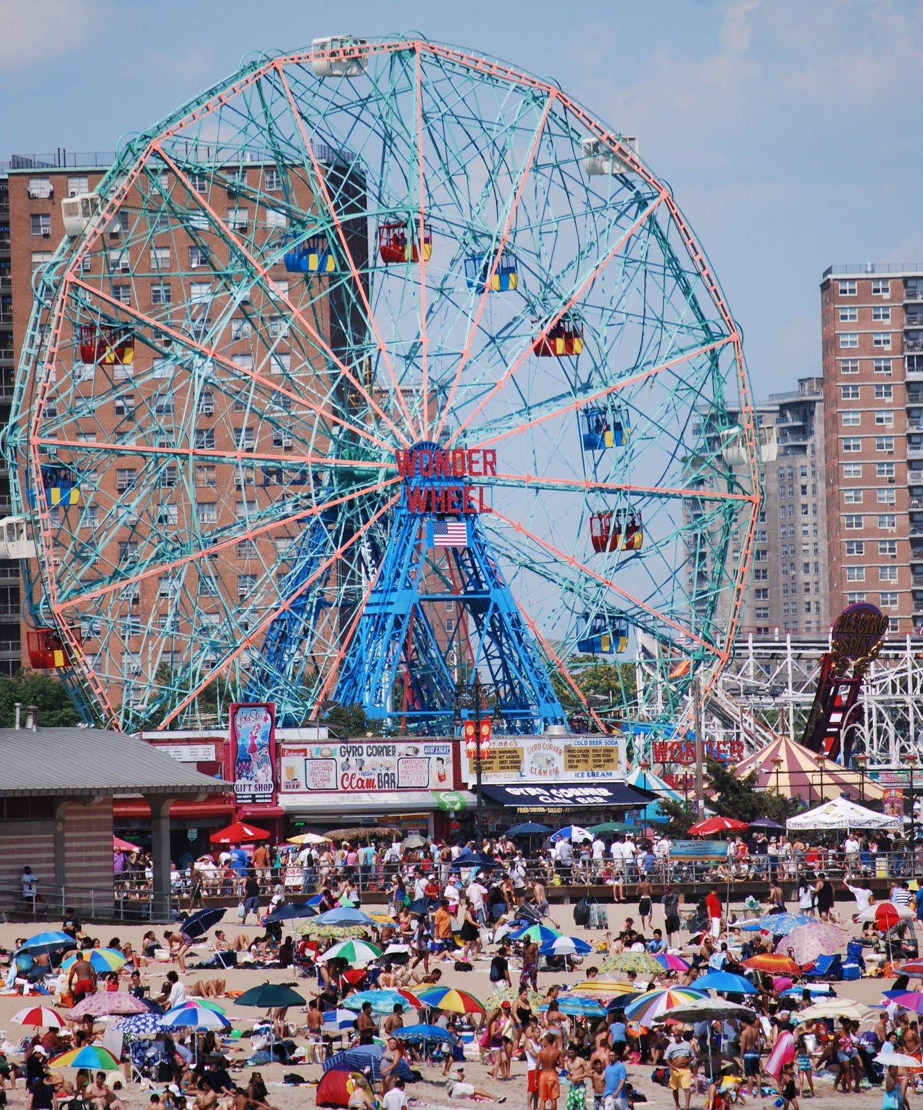 Coney Island Beach: Coney Island : A Place Full Of Majestic Memories (PHOTOS