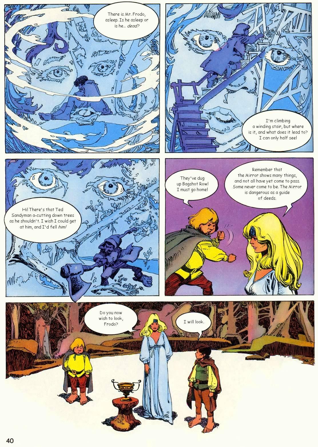 El Señor de los Anillos issue 2 - Page 36