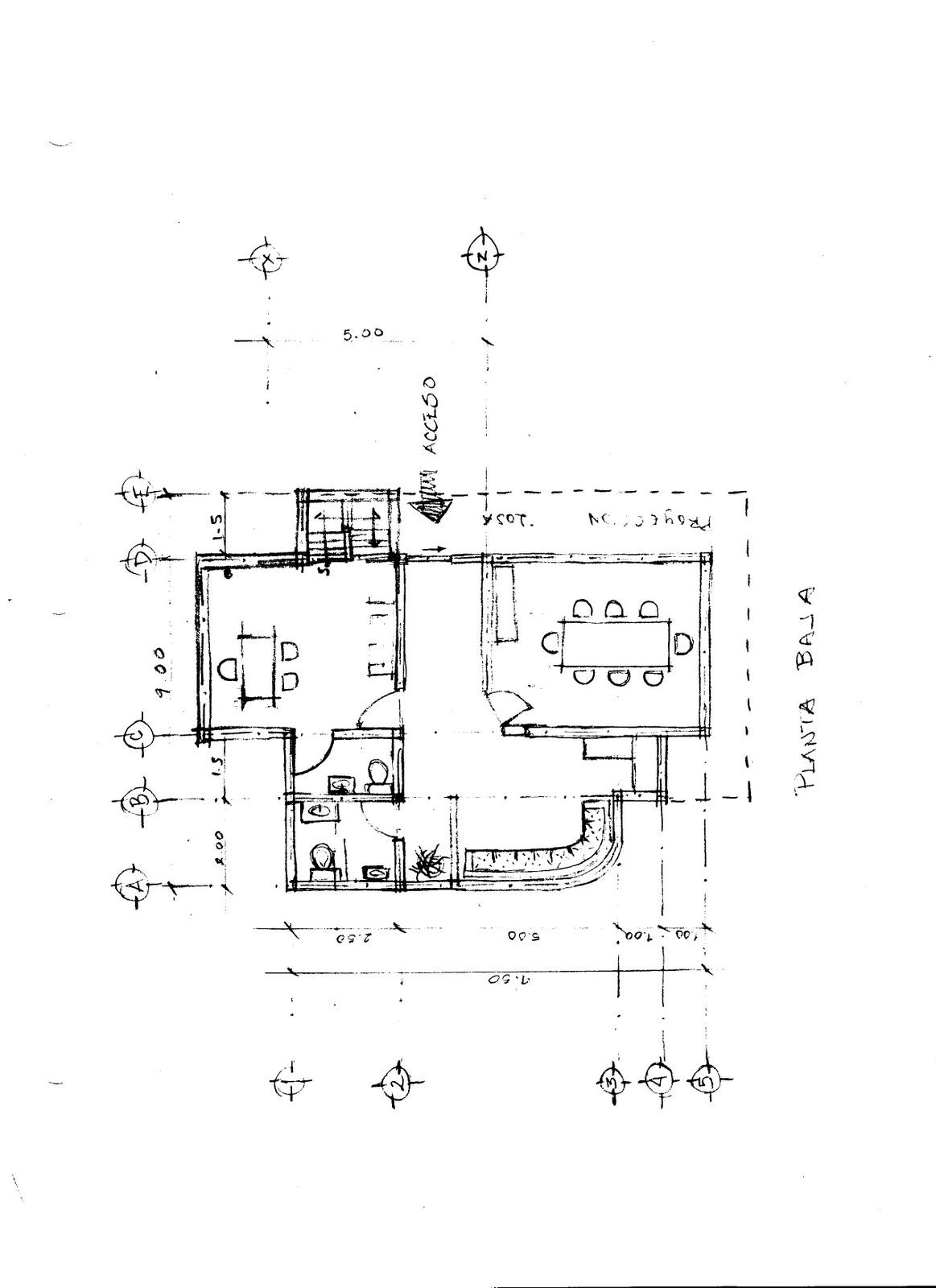 Anpu y su Necropolis: Despacho Arquitectonico