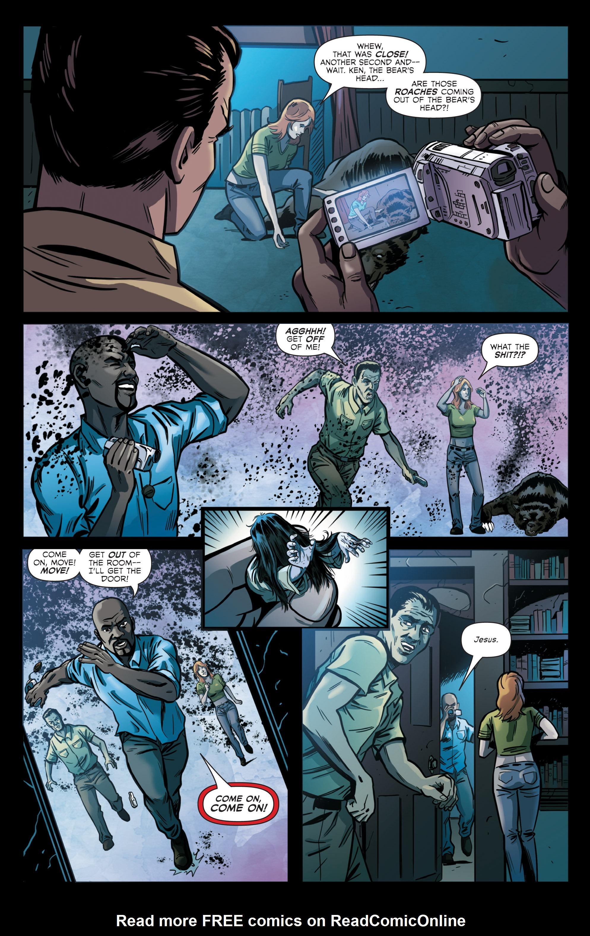 Read online Hoax Hunters (2012) comic -  Issue # TPB 2 - 95