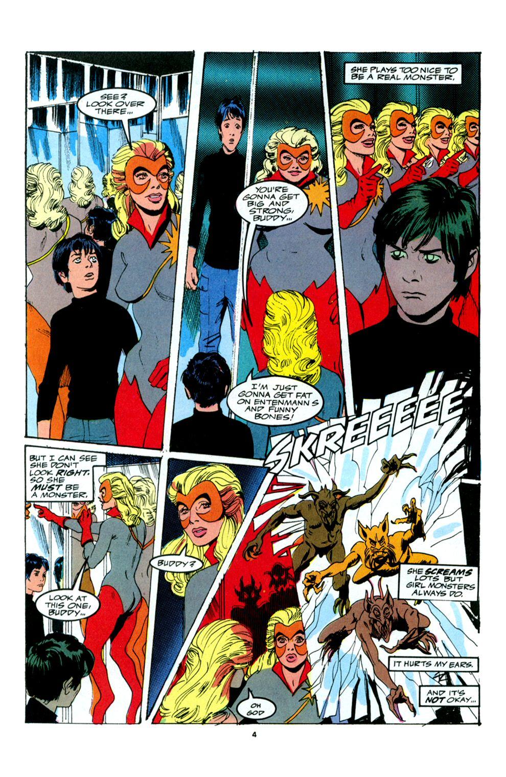 Read online Powerline comic -  Issue #6 - 6