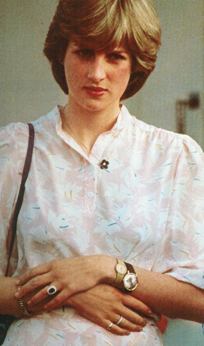 Emma Amp Maha Princess Diana In Life And Fashion
