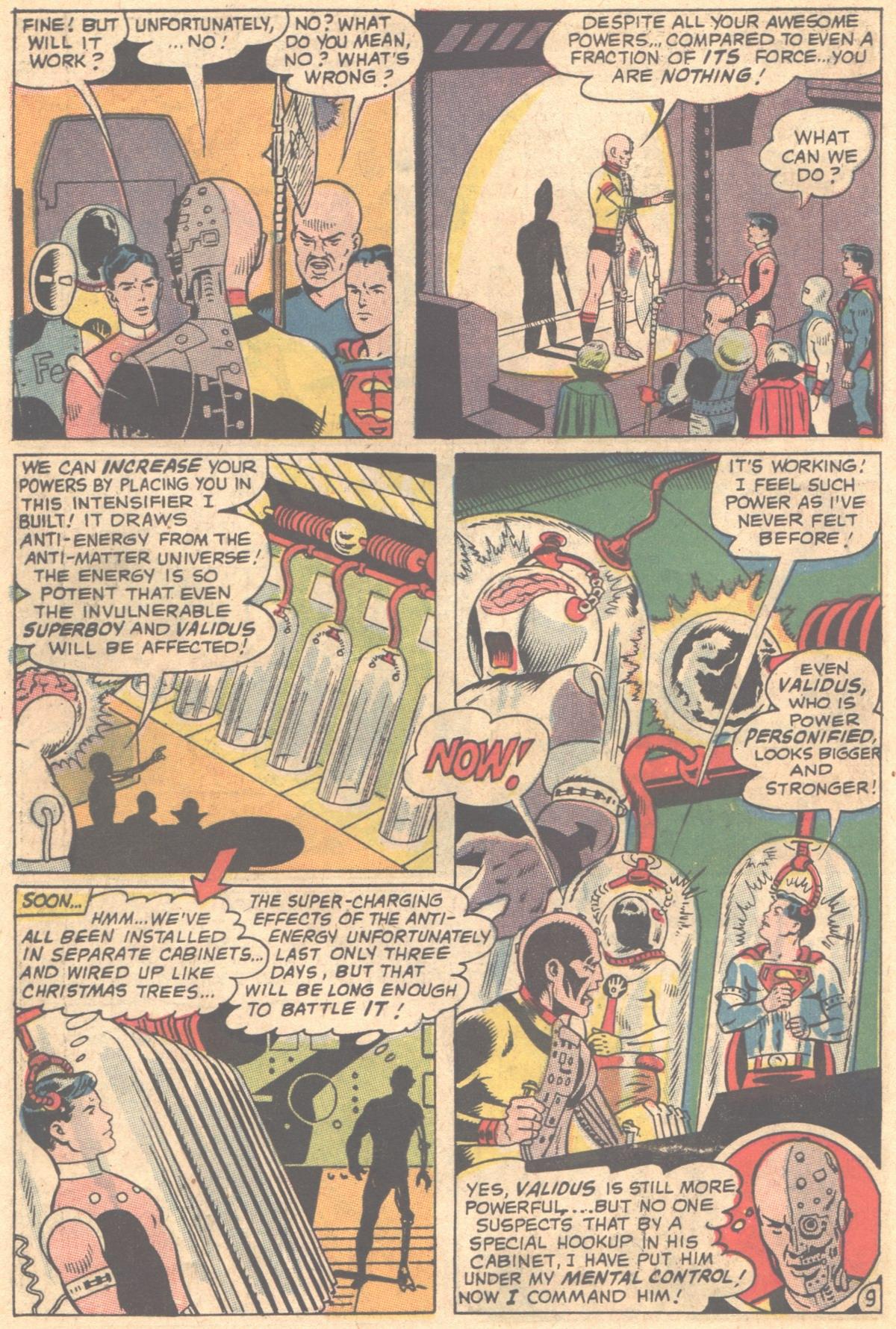 Read online Adventure Comics (1938) comic -  Issue #353 - 14