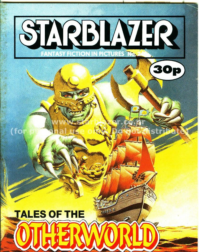 Starblazer issue 248 - Page 1