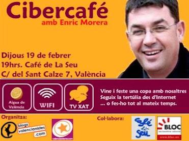 Cibercafé amb morera