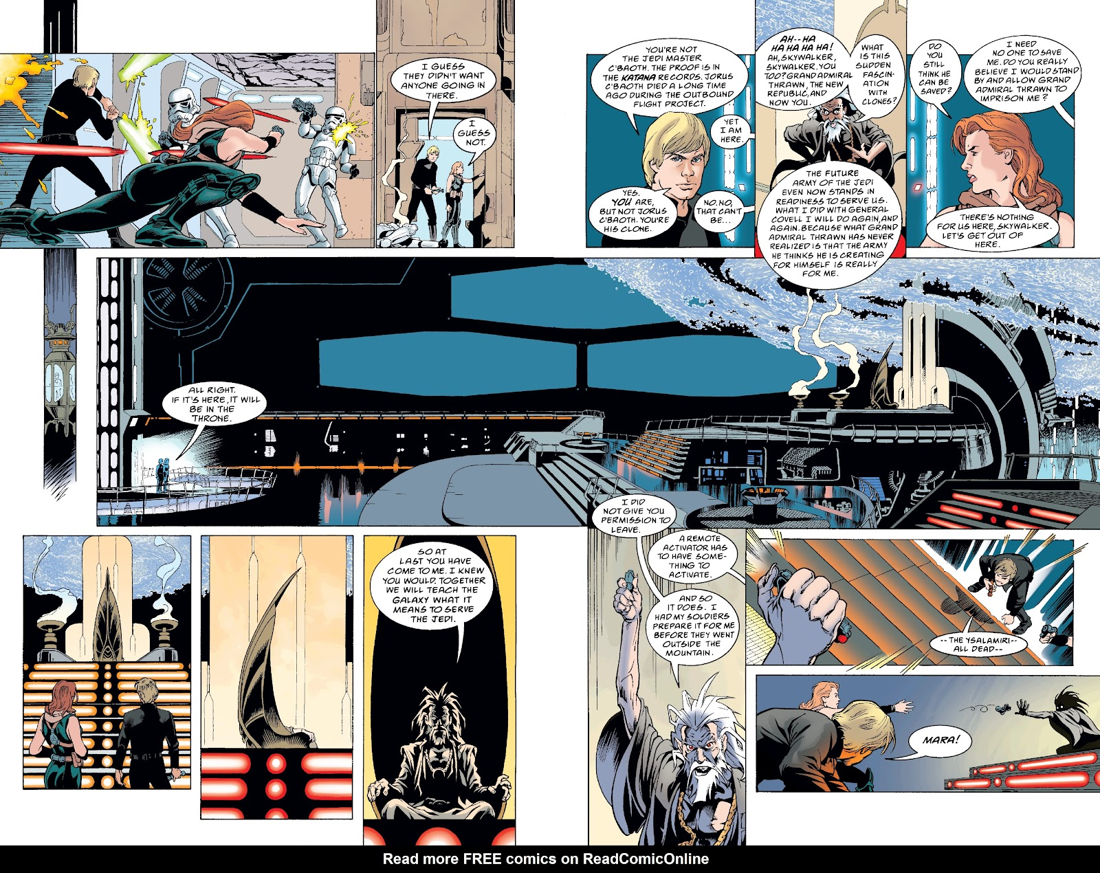Read online Star Wars Legends: The New Republic - Epic Collection comic -  Issue # TPB 4 (Part 5) - 16