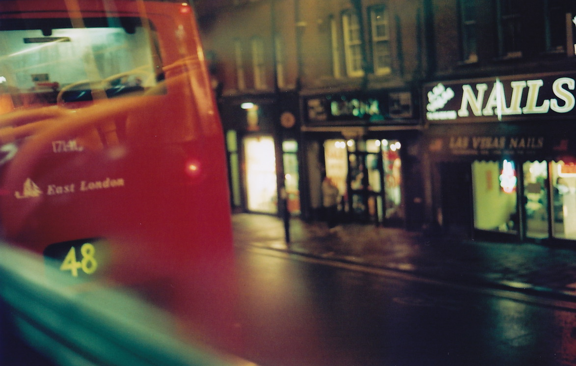 raddest right now: After Saul Leiter ...