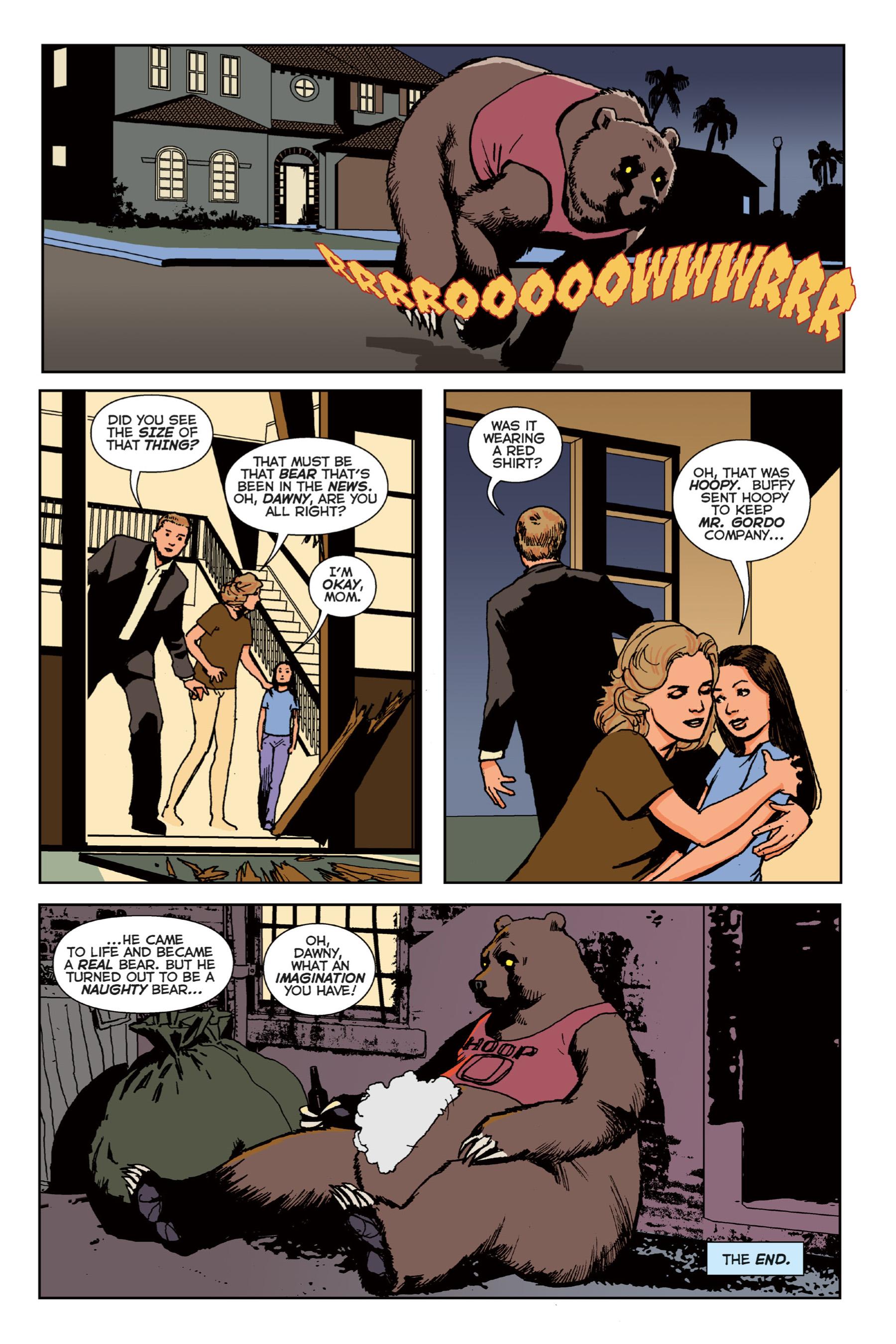 Read online Buffy the Vampire Slayer: Omnibus comic -  Issue # TPB 1 - 213