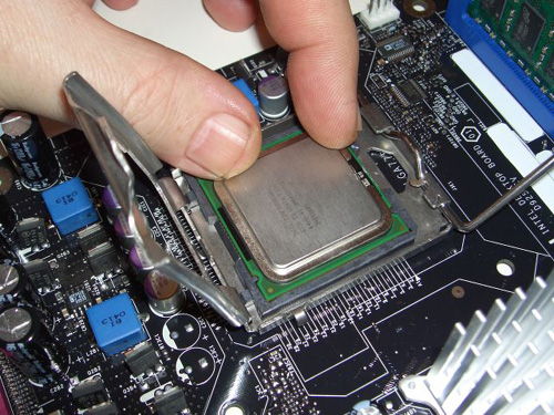 Everything about computers: Central Processing Unit (CPU)