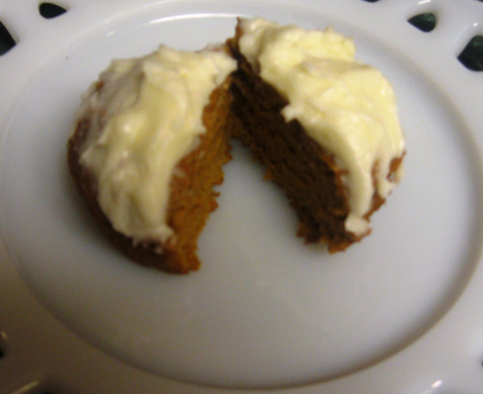 Spice Cake Mix And Peaches