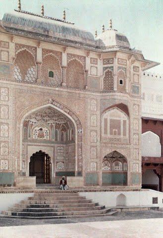 Women's palace - Jaipur 1926