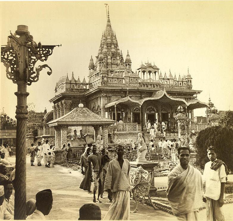 The Jain temple