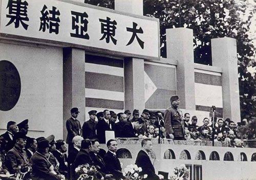 Subhas Chandra Bose in a Tokyo speech in 1945