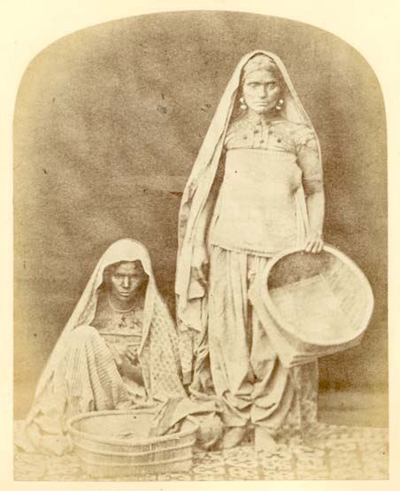 Fish Sellers - 1870s