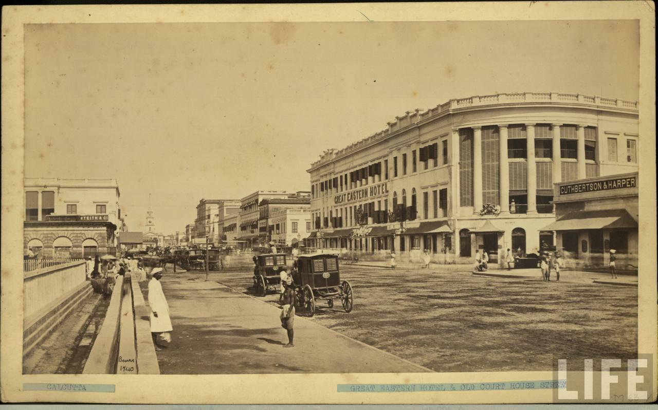Great Eastern Hotel - Calcutta