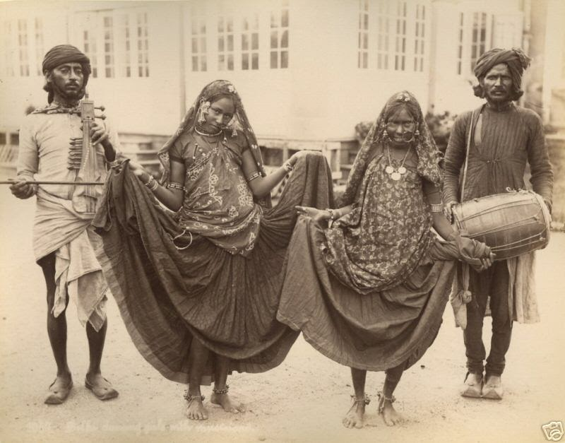People Of India Photos Indian Dancing Girls 1850 1900 S