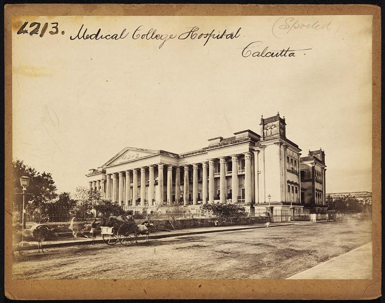 Medical College Hospital Calcutta (Kolkata)
