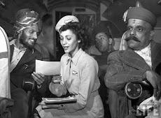 Air India Flight Attendants - 1946