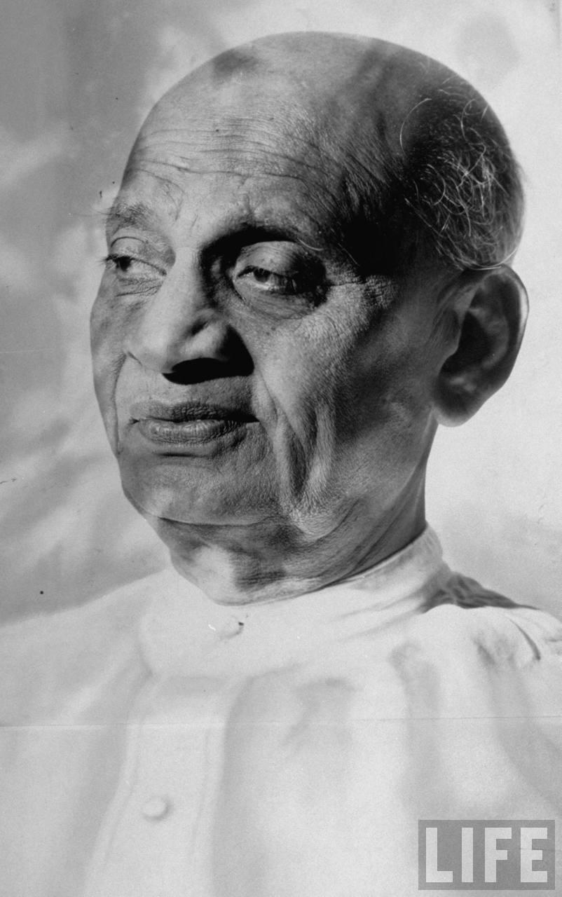 Portrait of Sardar Vallabhbhai Patel - 1946