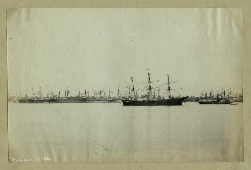1864 Cyclone - Calcutta (Kolkata)