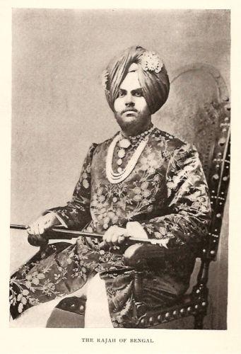 Rajah of Bengal - 1899