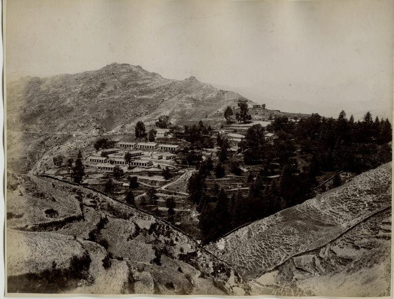 Leper Asylum Almora, Uttarakhand - 1880's