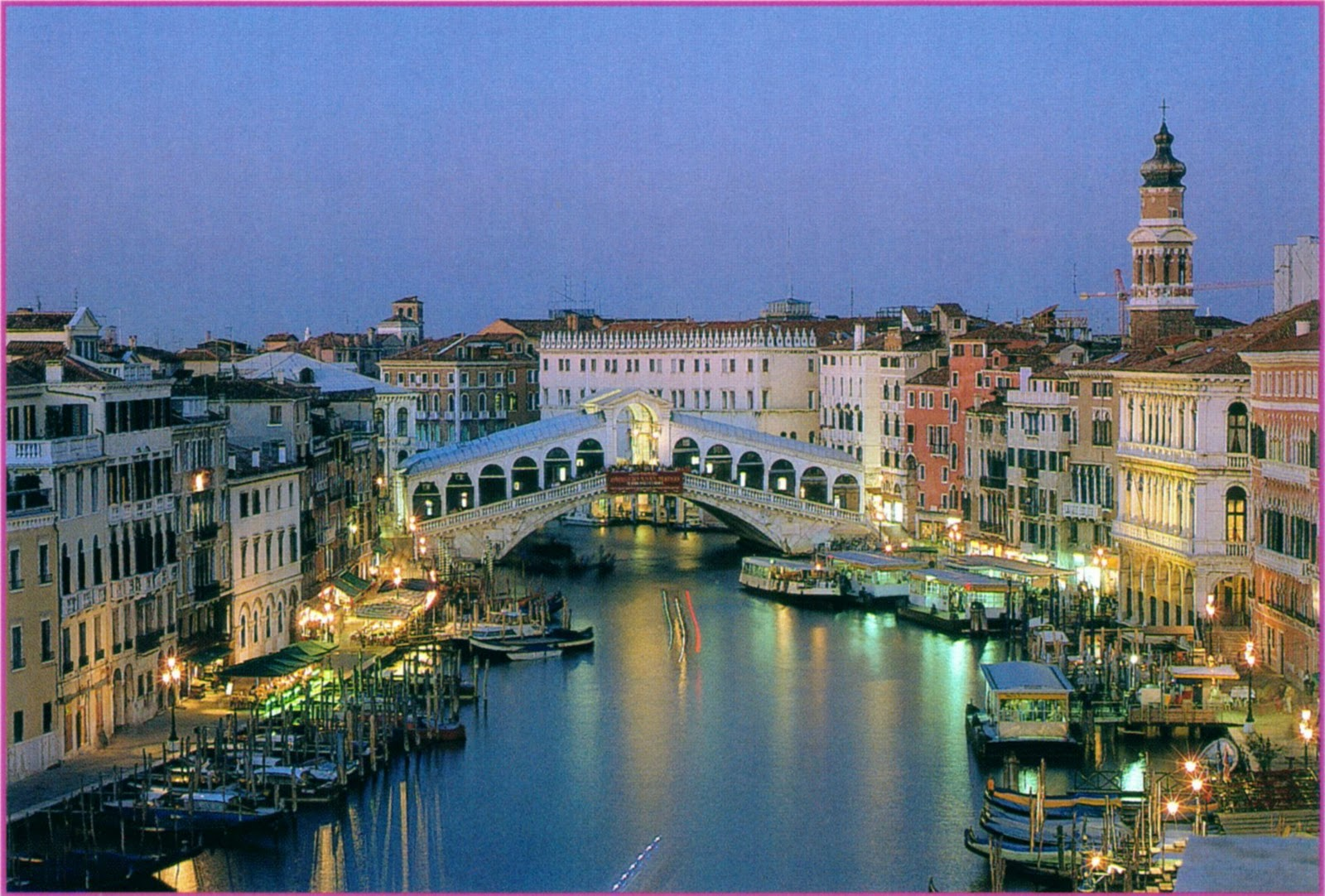Venice : European Most Romantic City ~ World's Travel ...