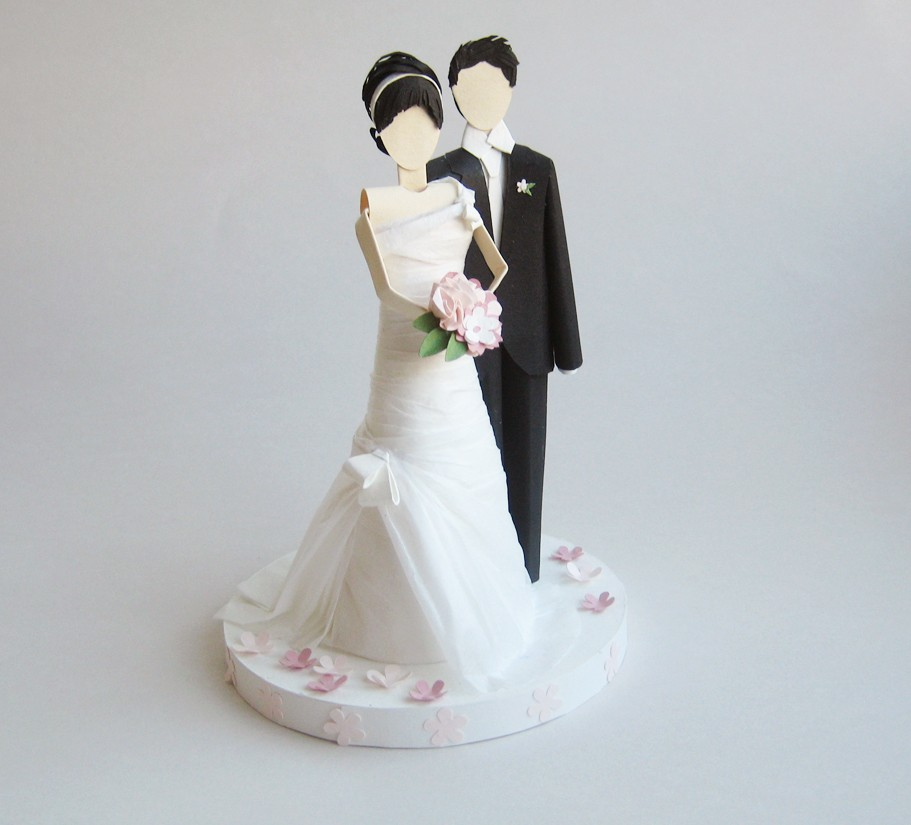 adorable wedding cake toppers yedith and edgar wedding cake toppers 10542