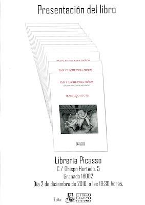 Pan y leche para niños, nueva edición aumentada. Francisco Acuyo