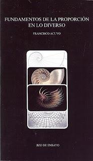 Fundamentos de la proporción en lo diverso, 2ª edición aumentada, Francisco Acuyo