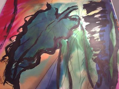 Año nuevo, poesía nueva: acordes del color, Francisco Acuyo