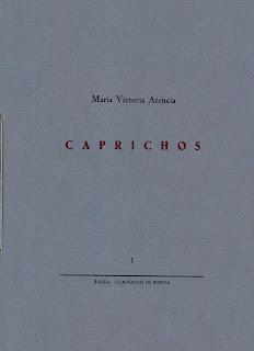 María Victoria Atencia: en la poesía invitada, Ancile