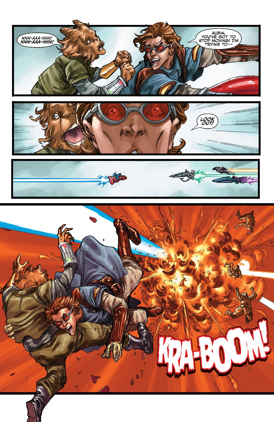 Read online Star Wars Legends: The Old Republic - Epic Collection comic -  Issue # TPB 3 (Part 1) - 56