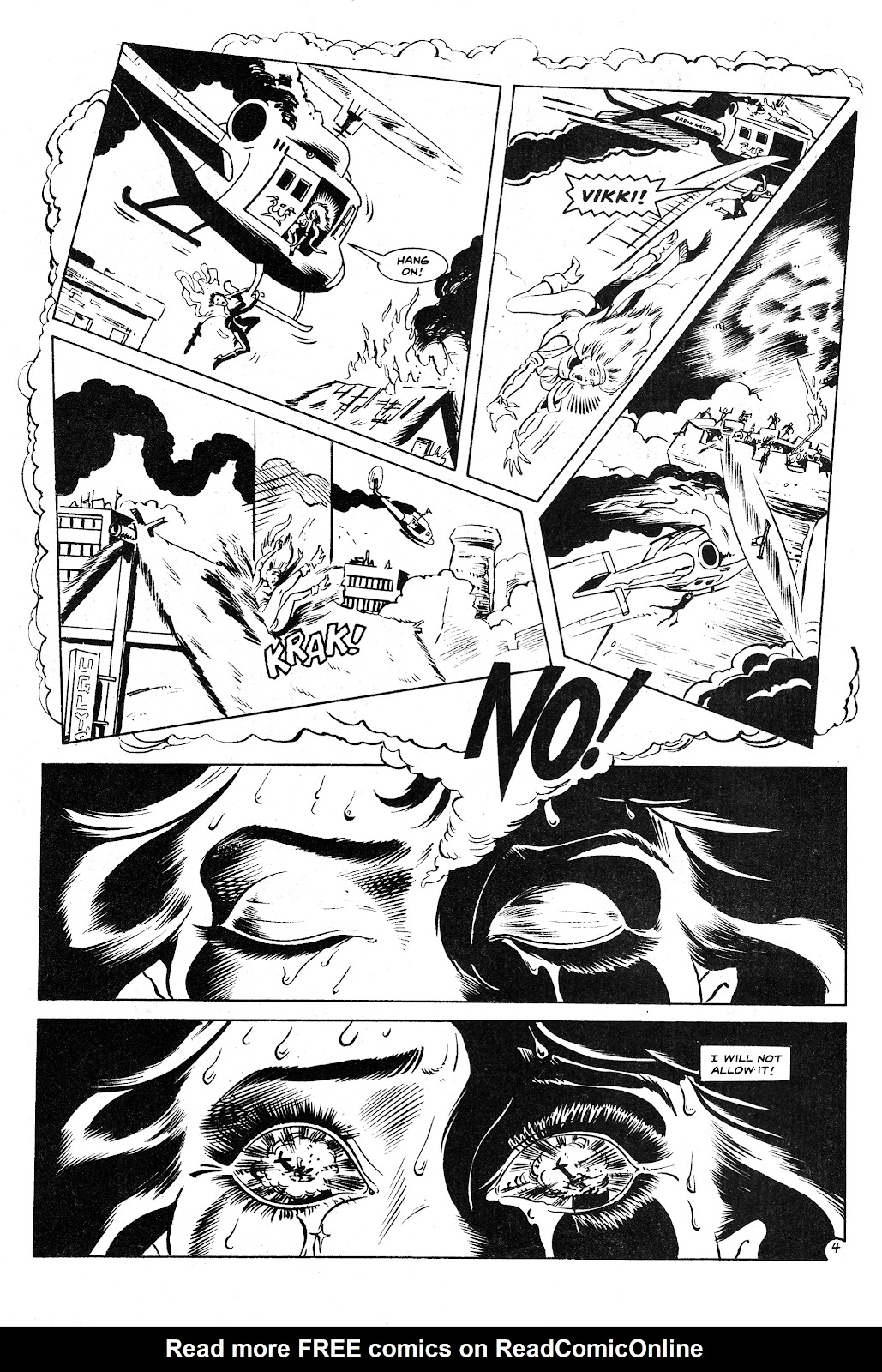 Ex-Mutants: The Shattered Earth Chronicles issue 9 - Page 6